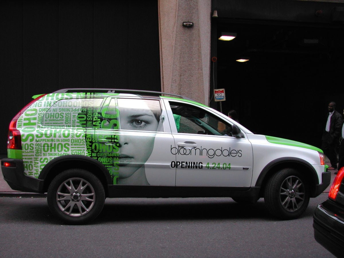 Get Paid For Car Wrap Advertising: 5+ Awesome Car Wrap Advertising Examples
